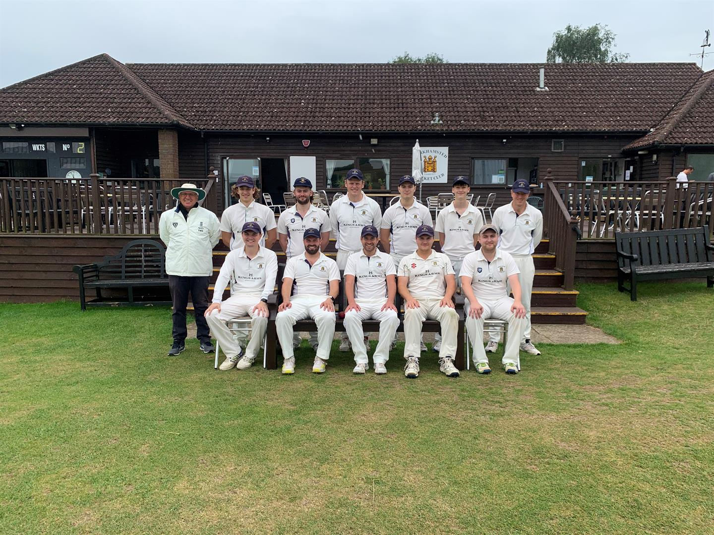 Berkhamsted Cricket Club 24nd XI squad | title | kitchener cricket club